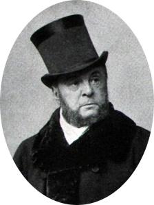 August Belmont Sr.