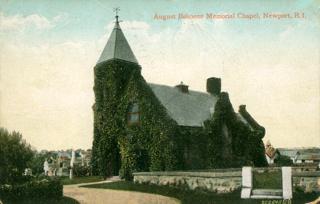 Belmont Chapel Postcard