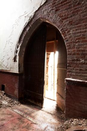 Belmont Chapel interior