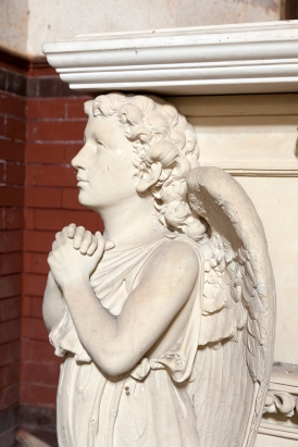 Belmont Chapel Alter detail