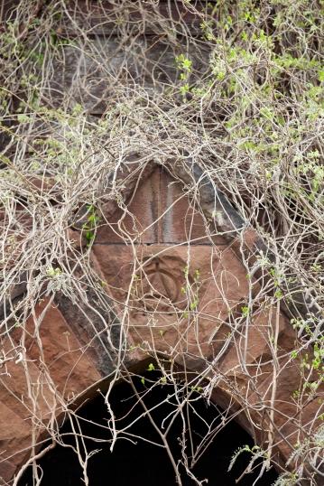 Belmont Chapel exterior detail