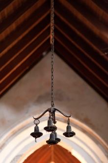 Belmont Chapel Chandelier